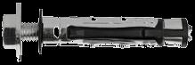 Cheville trider b elematic m6