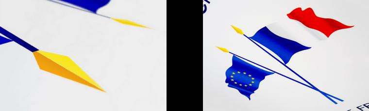 Pavosiement pas de drapeaux a renouveler